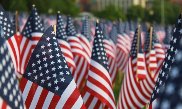 A Memorial Day Pause