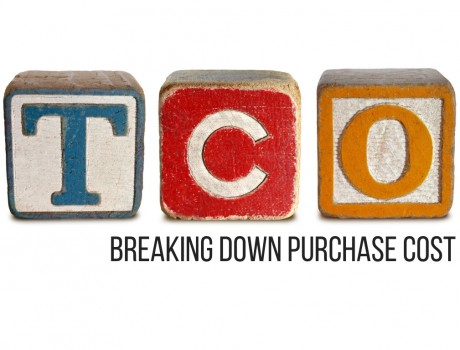 TCO Defined Part 2 (1/4) – Breaking Down Purchase Cost