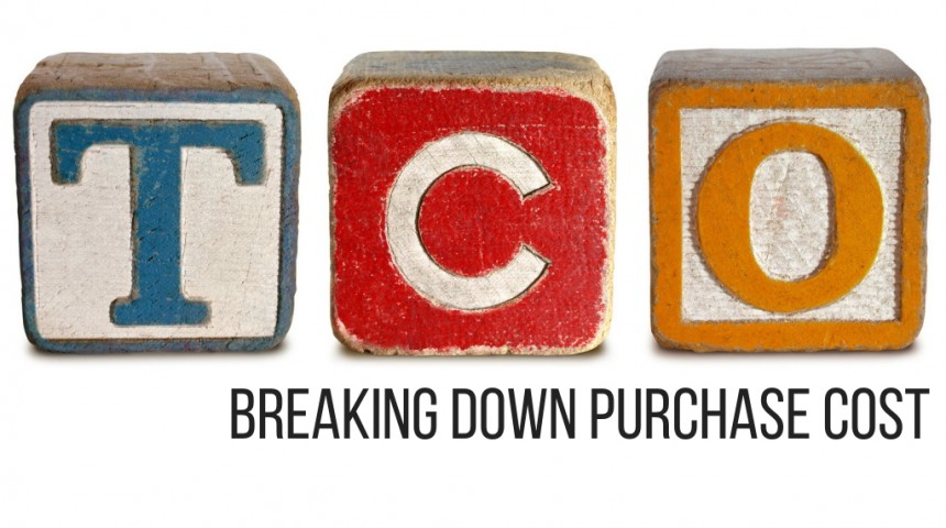TCO Defined Part 2 (1/4) - Breaking Down Purchase Cost