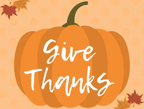 Give Thanks to Your Suppliers