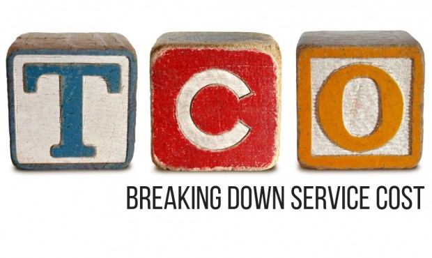 TCO Defined Part 2 (2/4) – Breaking Down Service Cost