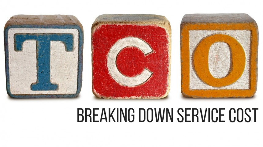 TCO Defined Part 2 (2/4) - Breaking Down Service Cost