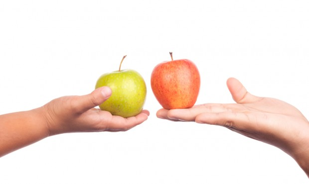 Are You Comparing Apples-to-Apples?
